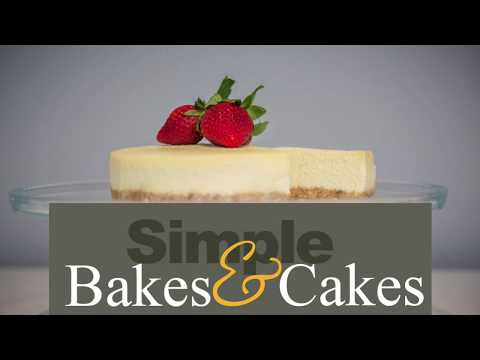 How to bake a cheesecake: Video recipe
