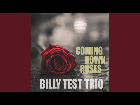 Coming Down Roses online metal music video by BILLY TEST