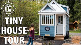 You Can Live In This Tiny House Community