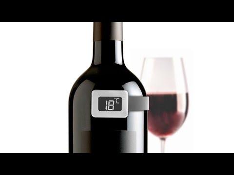 Termómetro Vino - Regalos Regaletes