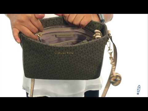MICHAEL Michael Kors Jet Set Travel Large Messenger SKU:8954730