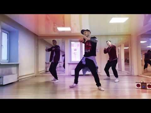 Танец под песню RASA - ТАНЦЫ ПОД ФОНАРЕМ