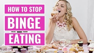 5 Helpful Tips to Stop Binge Eating