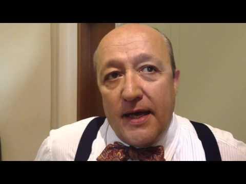 Max Cavallari sul set de Il Pretore