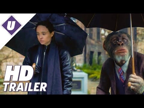 The Umbrella Academy Trailer Starring Ellen Page