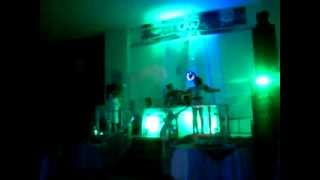 en ECLIPSE Salon de eventos  (DTS dj Dhets) feeeling Audio