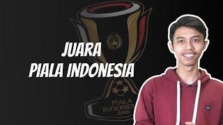 WOW TODAY: Daftar Juara Piala Indonesia