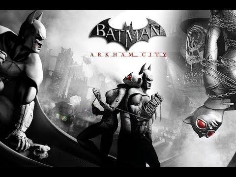 BATMAN ARKHAM CITY X360 CLASSIC