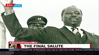 Moi's Final Salute: Going back in history