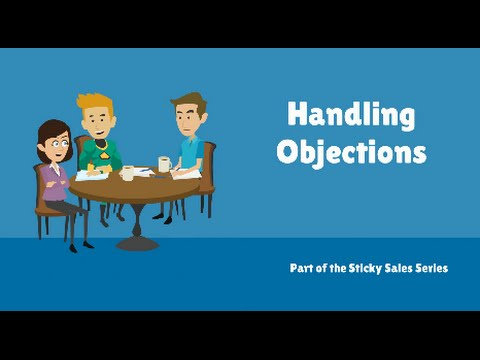 Free Sales Training Video: Handling Objections - YouTube