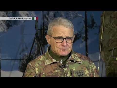 I CAMPIONATI SCIISTICI DELLE TRUPPE ALPINE 2019  DAY TIME 1 PUNTATA