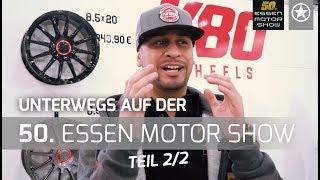 Felgentrends von der 50. Essen Motorshow Teil 2   felgenoutlet.de