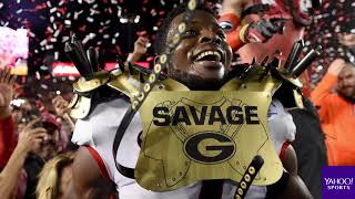 How a pair of spiked pads inspired Georgia to title game