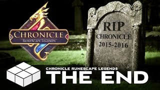 The Death of Chronicle: RuneScape Legends?