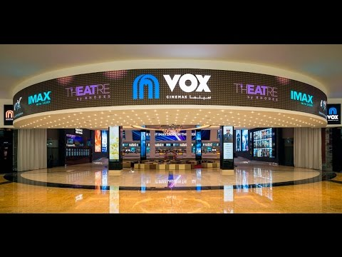 A tour of the new VOX at MOE in 30 seconds