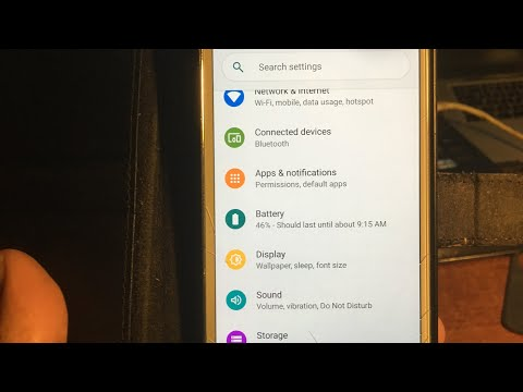 Android 9 Lineage OS 16 for Samsung S5 KLTE - Created by Hagger &