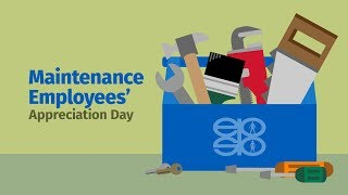 Maintenance Employees Appreciation Day