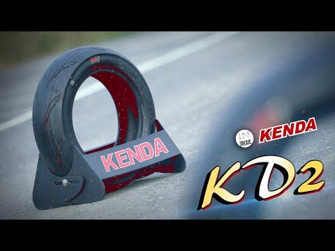 熱血必備!KENDA 性能胎 KD2