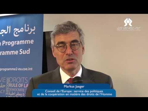 Le mécanisme national de la prévention de la torture au Maroc (Markus Jaeger)