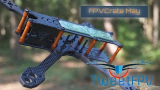 FPV Crate subscription service from GetFPV - May