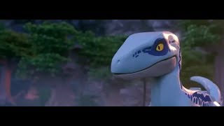 LEGO Jurassic World Fallen Kingdom Full Short Movie