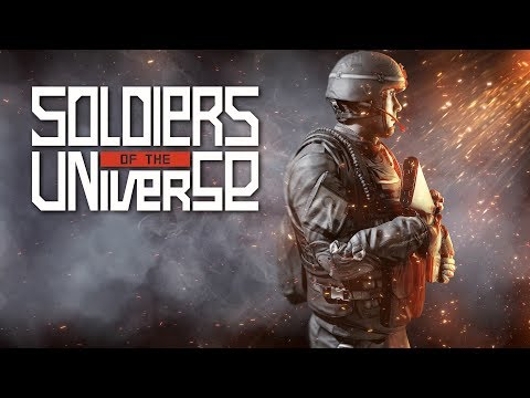 Soldiers of the Universe Official Trailer thumbnail