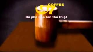 Quảng cáo Trung Nguyen Coffee G7
