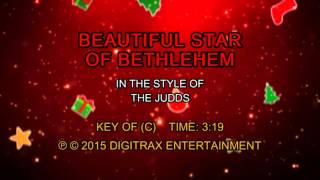 The Judds - Beautiful Star Of Bethlehem (Backing Track)