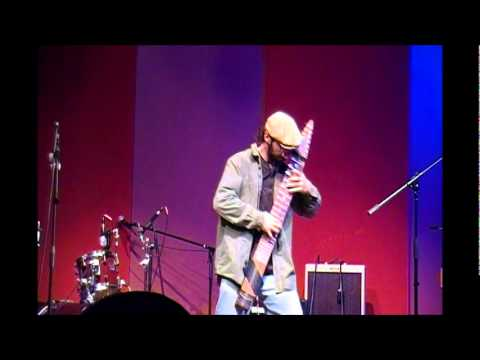 "Jay White ""Swamp Stomp"" Live on Chapman Stick"