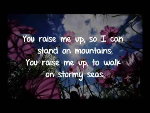 Celtic Woman - You Raise Me Up With Lyrics Mp3