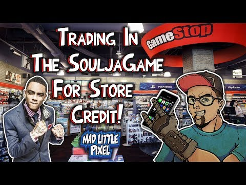 Trading Soulja Boy Console To GameStop! How Much Store Credit Is It Worth? Mp3