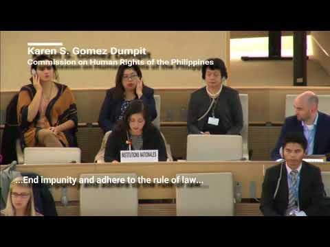 Le Haut-Commissariat des Nations-Unies aux droits de l'homme exhorte les Philippines à intervenir contre les violations des droits humains