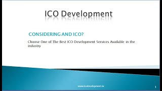 ICO Development - Video - 3
