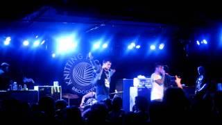 Everytime I Die - We'rewolf, The Marvelous Slut & Ebolarama - Knitting Factory NYC - 02.17.12