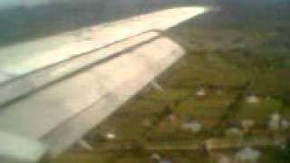 preview picture of video 'Landing batavia air surabaya-palu'