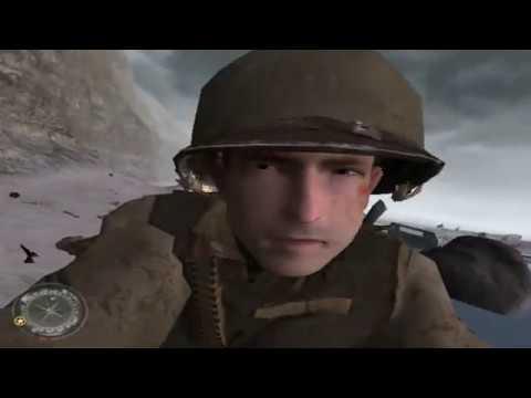 Call of Duty 2  Нормандия Франция
