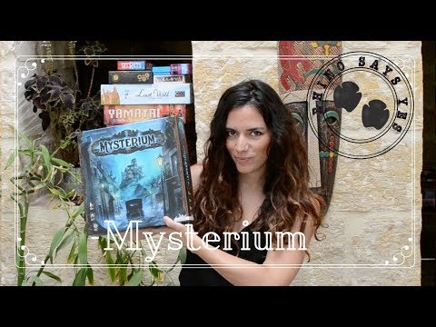 Short review and overview of Mysterium