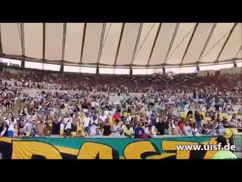 """""""Torcida do Vasco do jeito que as emissoras brasileiras não mostram"""" Barra: Guerreiros do Almirante • Club: Vasco da Gama"""