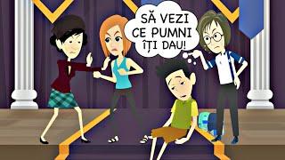 PROFESOARA BĂTĂUȘĂ și DEMONUL ! (STORY ANIMAT) - Ep. 29