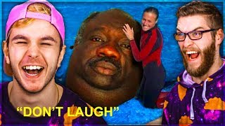 TRY NOT TO LAUGH OR SMILE CHALLENGE