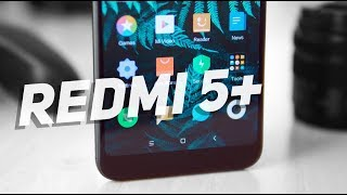 Обзор Redmi 5 Plus и сравнение с Redmi 5 [4k]