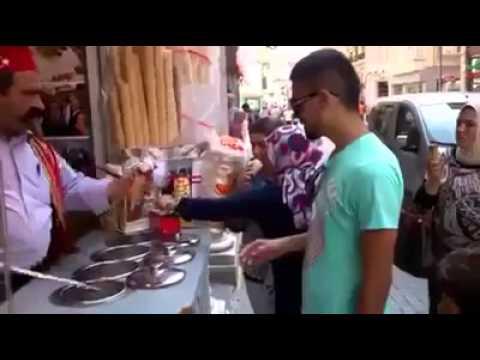 Amazing Ice Cream Vendor Tricks