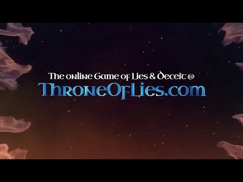 Throne of Lies - Official Game Trailer...