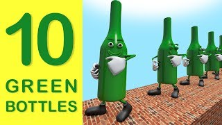 10 Green Bottles Hanging On The Wall Song Free Online Videos Best