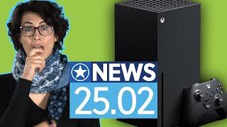 Spiele für Steam, Uplay und Co. jetzt digital bei Gamesplanet.com kaufen: http://bit.ly/2of1MR0 (*)  Wir bringen euch von Montag bis Freitag spannende News rund um PC-Spiele und Konsolen-Games. Mehr Meldungen gibt es auch jeden Tag auf GameStar.de und GamePro.de.  News-Themen am 25.02.2020:  - Die Specs der Xbox Series X sind bekannt. (0:23) Alle Infos hier: https://www.gamepro.de/artikel/xbox-series-x-hardware-specs,3354673.html https://www.gamepro.de/artikel/xbox-series-x-spiele,3354670.html https://www.gamepro.de/artikel/xbox-one-update-discs-per-controller,3354695.html  - Sony-Patent deutet PlayStation 5 Controller mit Bio-Feedback-Sensor an. (2:37)  - CD Projekt ist von allen europäischen Spiele-Firman die, mit dem zweitgrößten Marktwert. (3:42)  - Klägerinnen im Riot-Fall haben eine neue Anwältin. (4:23)  - Wie geht es mit Star Wars weiter? (5:23) Mehr Infos: https://www.gamestar.de/artikel/star-wars-the-high-republic-buecher-comics-videospiele,3354693.html  - Black Mesa erscheint am 5. März 2020. (6:13)  GameStar Hardware: Wir suchen Verstärkung! (7:48) https://www.gamestar.de/artikel/gamestar-newsroom-technik-autoren-gesucht,3354399.html  Natascha auf Twitter: http://www.twitter.com/prncspaperplane  ************************************************ Über 1.400 exklusive Videos gibt's bei GameStar Plus: https://bit.ly/2uU529W  Folgt uns auf Facebook: http://www.facebook.com/GameStar.de Auf Twitter: http://twitter.com/gamestar_de oder Instagram: https://www.instagram.com/gamestar.de  #GameStar #News #RedDeadRedemption2   *Hinweis zur Werbung: Gamesplanet.com ist der offizielle PC-Spiele-Partner von GameStar.de und GameStar Plus. Wenn ihr dort Spiele kauft, unterstützt ihr unseren Youtube-Kanal und die GameStar-Website.  GameStar auf Facebook: http://www.facebook.com/GameStar.de  GameStar bei Twitter: http://twitter.com/gamestar_de  GameStar auf Instagram: https://www.instagram.com/gamestar.de