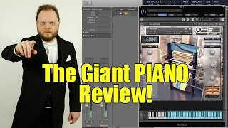 Native Instruments GIANT PIANO Review