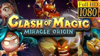 Clash Of Magic Game Review 1080P Official Locojoy Card