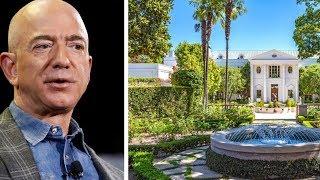 Глава Amazon купил дом за рекордные $165 млн в Беверли-Хиллз
