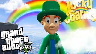 Lucky Charms The Leprechaun Returns (GTA 5 Mods)