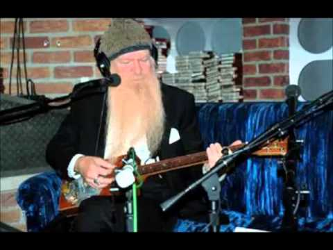 Billy Gibbons' of ZZ-Top playing Cigar Box Guitar ~ Ry Cooder's Billy The Kid